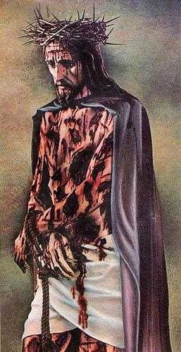 LA PASSION CORPORELLE DE JÉSUS (Pierre BARBET) Cristo-flagelado